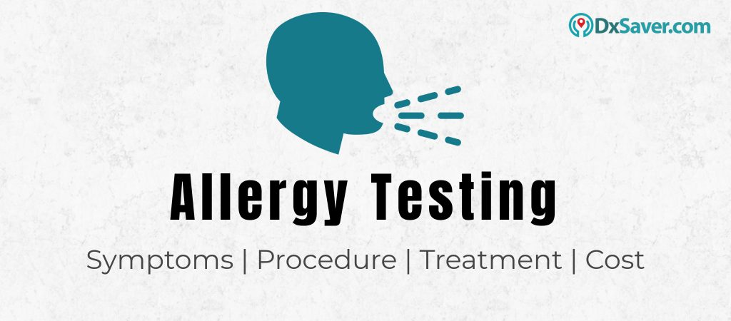 Order your allergy test online, get the lowest allergy test cost visiting the lab near you.