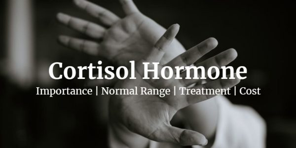 Know more about the cortisol test including the importance & normal levels of cortisol hormone.