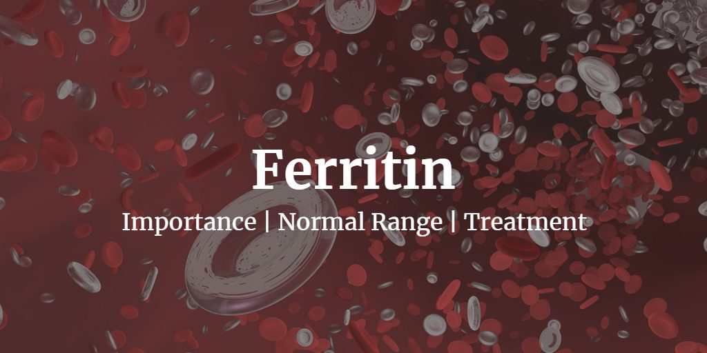 Know more about the importance of ferritin including the normal range and causes of abnormal ferritin levels.