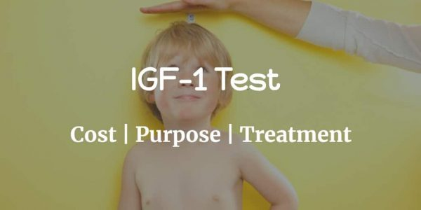 Know more about the IGF-1 test including the IGF-1 test cost, normal levels of IGF-1 by age, and treatment of IGF-1.