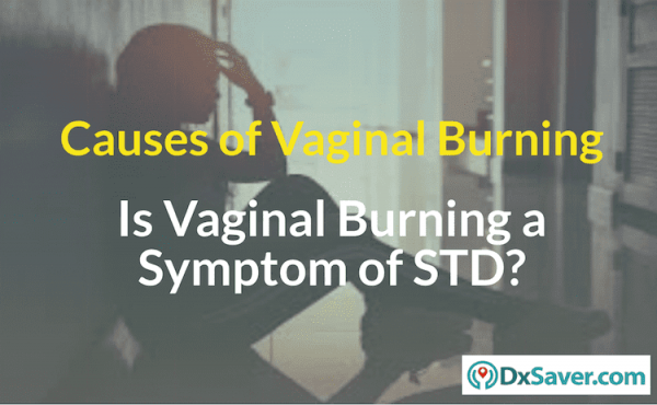 Why do I have vaginal burning after sex?