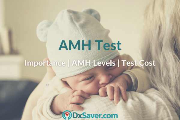 Anti Mullerion Test Near me Cost in the US. Know more about AMH levels and testing centers. AMH Test Cost $95. Book now.