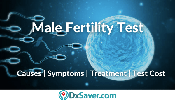 Male Infertility Test Causes, Symptoms, at-home Test Kit Cost