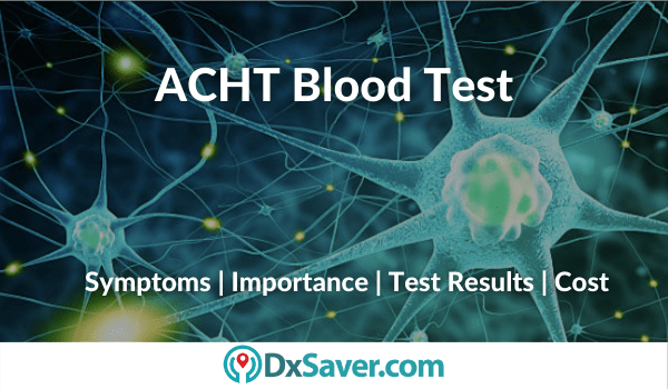 What is ACHT Hormone, read more one ACHT hormone normal levels, test results and cost near you