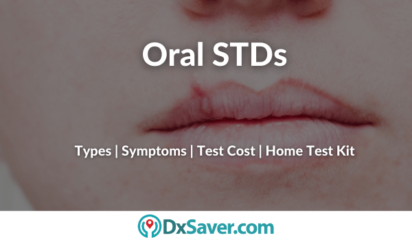 Oral STDs Symptoms in Men and Women