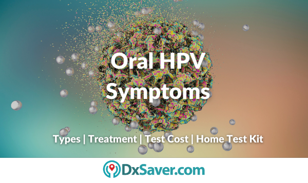 Symptoms of Oral HPV in Men and Women