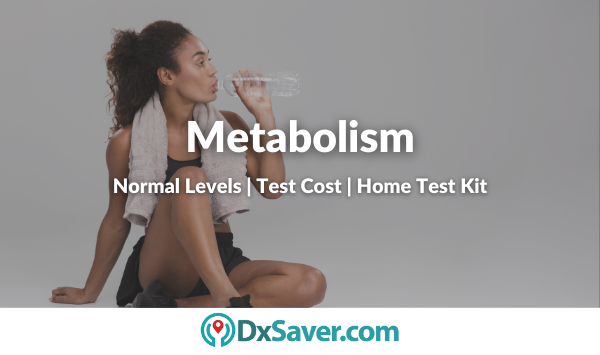Metabolism Test Cost