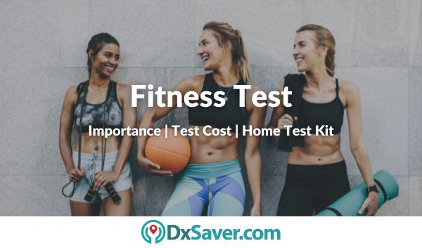Fitness Test Cost - DxSaver